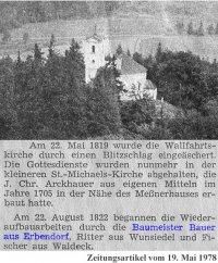 Wallfahrtskirche Armesberg