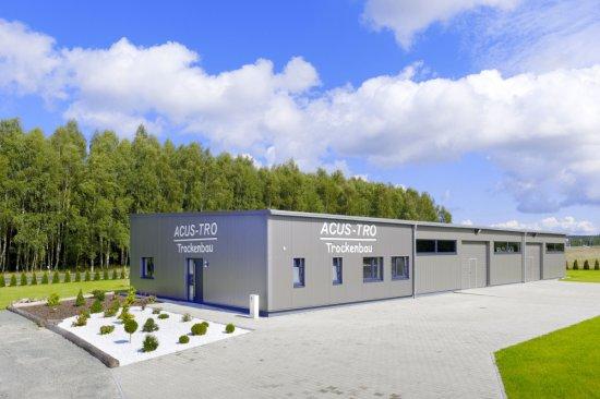 Industriebau ACUS-TRO