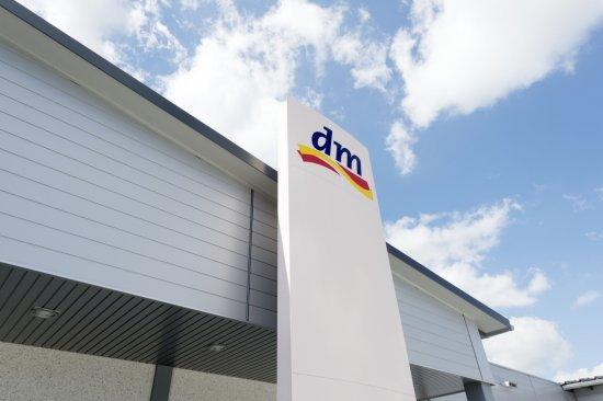Gewerbebau DM-Drogeriemarkt Kemnath