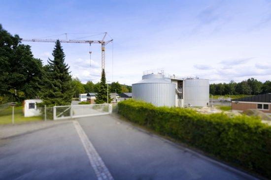 Faulturm Altenstadt - Ingenieurbau
