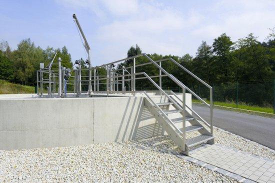 Kläranlage Leuchtenberg - Ingenieurbau