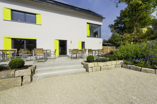 Kräutergarten in Nagel