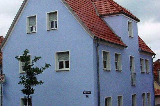 Sanierung eines Wohngebäudes
