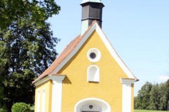 Sanierung einer Kapelle